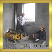 Wholesale Effortless Electric Auto Rendering Machine For Cement wall from china suppliers