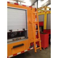 Wholesale Security Rolling up Automatic Aluminum Door Emergency Truck Equipment from china suppliers