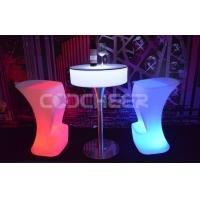Wholesale Entertainment Led Bar Stools luxury lighted up bar furniture lighting led from china suppliers