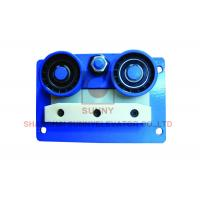 Wholesale 10mm / 16mm Width Guide Shoe Elevator Spare Parts Low Noise from china suppliers