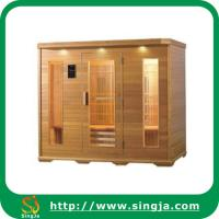 Wholesale Healthy Wooden Far Infrared Sauna House(ISR-12) from china suppliers