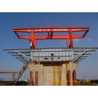 Wholesale Bridge Beam Segment Lifter Crane Launched by Hydraulic System With Steel Wheel from china suppliers