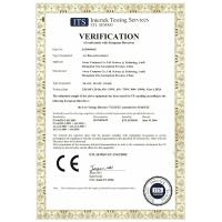 Guangzhou Chao Yue Inflatables Co., Limited Certifications