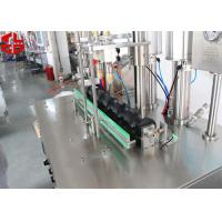 Wholesale Auto BOV Aerosol Spray Filling Machine For Shaving Foam, Bag On Valve Filling Equipments from china suppliers