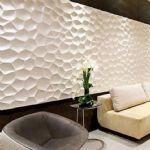 Quality 3D MDF HEX PANEL PRIMED & READY TO PAINT 2440mmx1220mmx18mm for sale