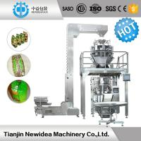 Wholesale SS304 Granule Packaging Machine , Vertical Form Fill Seal Machine 4000 Bag/Hour from china suppliers