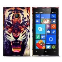 Quality Nokia Lumia 435 printed Soft silicone Smartphone Protective Case / mobile phone shells for sale