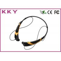 Wholesale Cell Phone Bluetooth Headset Around Neck , Magnetic Wireless Earbuds For Smartphone from china suppliers