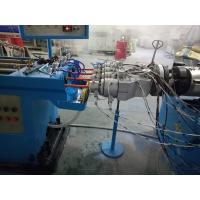 Quality PVC Electrical Conduit Pipe Making Machine With Twin Screw Extruder for sale