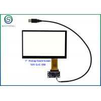 "Wholesale 7"" Industrial Touch Screen With USB Interface For Innolux AT070TN92, AT070TN93, AT070TN94 from china suppliers"