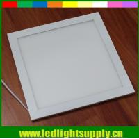 Wholesale pure white led panel light 30*30cm 12w flat light with ce rohs ul certification from china suppliers