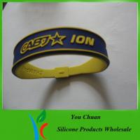 Wholesale Power Balance Silicone Wristband Bracelet CABJ ION style from china suppliers