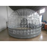 Wholesale 0.8mm PVC Airtight Tent For Outdoor Camping / Trade Show / Promotion from china suppliers