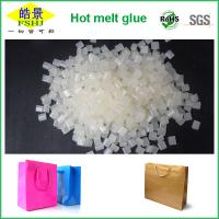 Wholesale Good Fluidity Waterproof Hot Melt Adhesive / Paper Hand Bag Sealing Glue from china suppliers