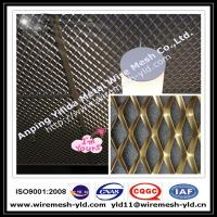 Wholesale Ornamental & Decorative Expanded metal for building ceiling from china suppliers