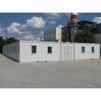 Quality Container Office, Fast Assembling and Convenient Relocation for sale