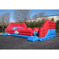 Wholesale Sphere Wipeout Big Baller Inflatable Interactive Games Brige Walk For Playground from china suppliers