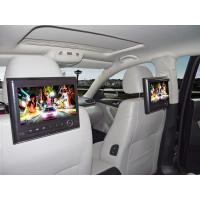 """Wholesale HD 800 x 480pixes 9"""" Car Headrest DVD Players with AV Beige Grey Black Color S-PD9918 from china suppliers"""