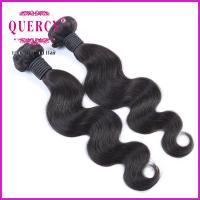 Natural body wave 100% human peruvian virgin hair,100% raw unprocessed virgin peruvian hair