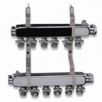 Quality 1.2-inch Stainless Steel Manifold, Square Tube Connection Without Welding Points for sale