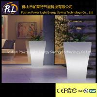 Wholesale RGB Color Changing LED Flower Pot from china suppliers