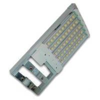 Wholesale high power 42*1W Solar Powered LED Street Lights 10 hrs 75W/17.5V 2PCS 100AH/12V 1PC from china suppliers