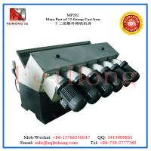 Quality tubular heating machine for 8 stations Roll-Reducing Machine by feihong machinery for sale