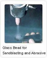 Wholesale Sandblast Glass Beads from china suppliers