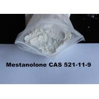 Wholesale Injectable Cutting Cycle Steroids Powder Mestanolone Without Side Effects 521-11-9 from china suppliers