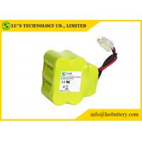 Buy cheap 9.6V battery pack 3000 mah rechargeable NIMH batteries with wires and connector in size SC ni-mh cell 1.2V from wholesalers