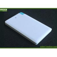 Wholesale Mi External Battery Charger , 2500 Mah Smartphone Portable Power Bank With 2 Input from china suppliers