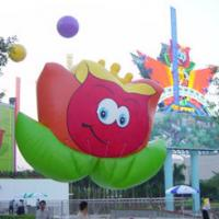 Wholesale Hot selling flowers elf inflatable helium balloon from china suppliers