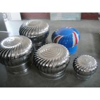 Quality No Power Air Vent Turbine Ventilator for sale