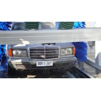 Wholesale Fast Speed Tunnel Car Washing Machine Effective With Blue Brush from china suppliers