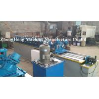 Wholesale High speed roof roll forming machine with servo motor on the cutting device no stop cutting from china suppliers
