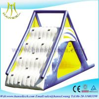 Wholesale Hansel Commercial Grade Inflatable Water Iceberg Climbers For Water Park from china suppliers