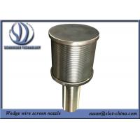 Wholesale BSP End Fitting Wedge Wire Screen Filter Nozzle from china suppliers
