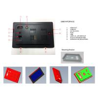Multi Point Capacitive Touch POE Network Funtion 7 Inch Android Tablet PC Wall Mount