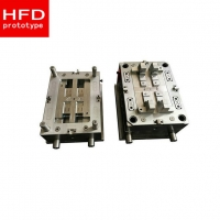Wholesale Cold / Hot Runner Mold Base LKM HASCO DME Injection Molding Mold from china suppliers