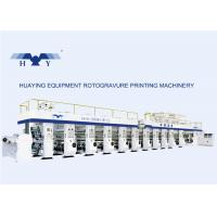 Quality 10 Color Rotogravure Printing Machine for sale
