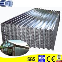 Quality Hot Dipped Galvanized Corrugated Metal Roofing Sheet for sale