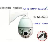 Wholesale Auto Running Memory PTZ IP Camera High Speed Dome Camera  H.264 from china suppliers
