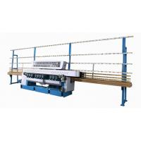 Wholesale PLC Control Tempered glass double edging machine with high performance from china suppliers