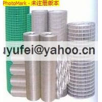 Quality galvanized iron welded wire mesh for sale