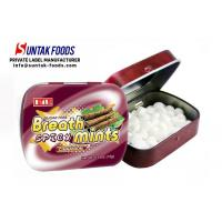Wholesale Overpowering Cinnamon White Fruit Chews Candy With Multiple Ngredients from china suppliers