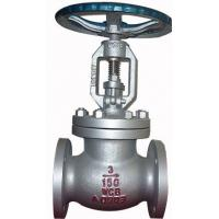 Wholesale Bolted Bonnet Ansi Standard Cast Steel Flanged Globe Valve With Hand Operated from china suppliers