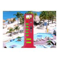 Wholesale Advertising Information Quick Cell Phone Charging Kiosk for Resorts / Tourist Attraction / Scenic Spots from china suppliers