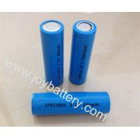Wholesale High quality 3.2V 14500 600mAh lifepo4 battery for led torch, digital camera,solar latern from china suppliers