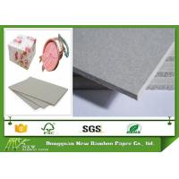 Wholesale 1800gsm / 3mm Carton Gris Laminated Grey Paperboard For Parkaging Boxes from china suppliers