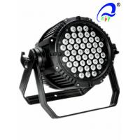 Wholesale RGBW Stage Lighting Par Cans , LED Par Light 54 1W Full color RGBW from china suppliers